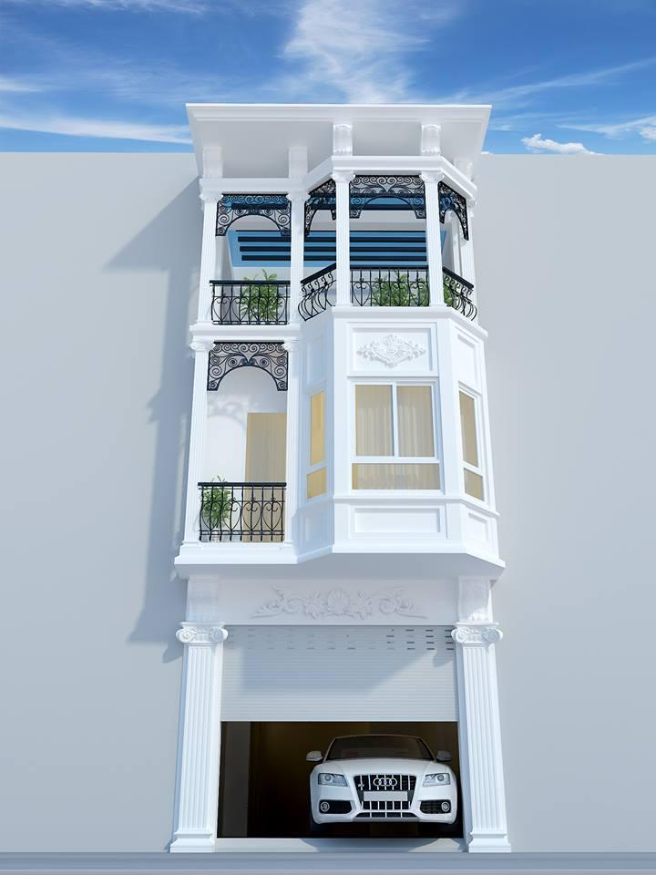 Kết quả hình ảnh cho mẫu thiết kế nhà phố