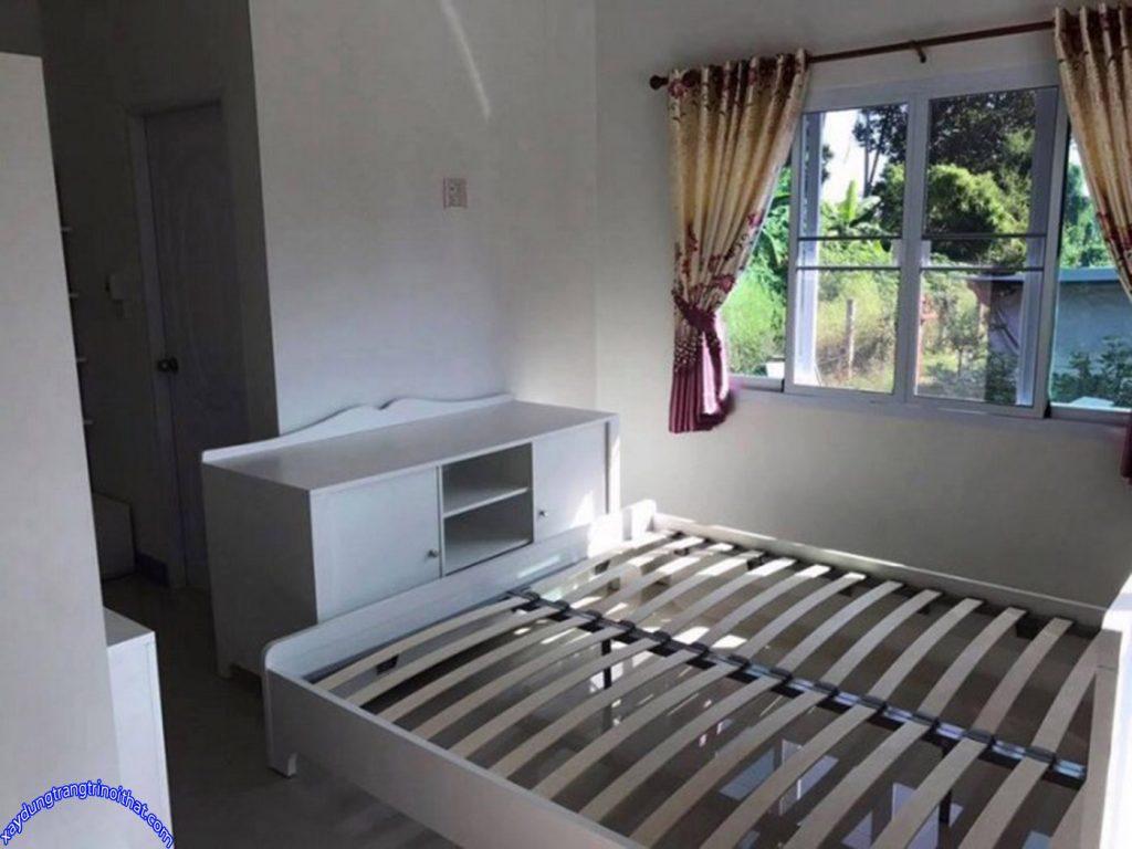 Mẫu Nhà Cấp 4 Mái Thái Thiết Kế Hiện Đại 3 Phòng Ngủ