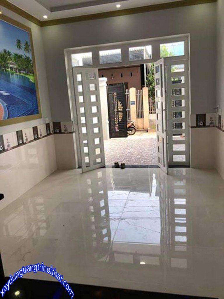 Mẫu Nhà Ống 2 Tầng Mái Thái Đang Được Ưa Chuộng Hiện Nay