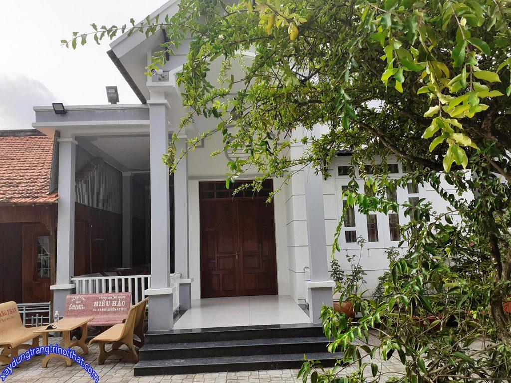 Mẫu Nhà Cấp 4 Mái Thái Được Ưa Chuộng Ở Vùng Nông Thôn