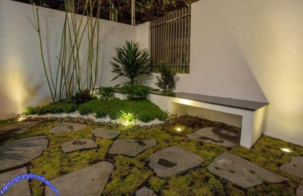 Mẫu Biệt Thự Mini Sân Vườn Đẹp Mê Mẩn
