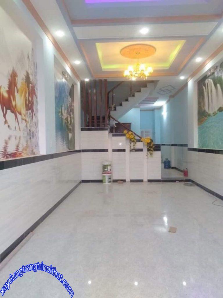Mẫu Nhà Ống 3 Tầng Đẹp Cuốn Hút Ở Vùng Nông Thôn