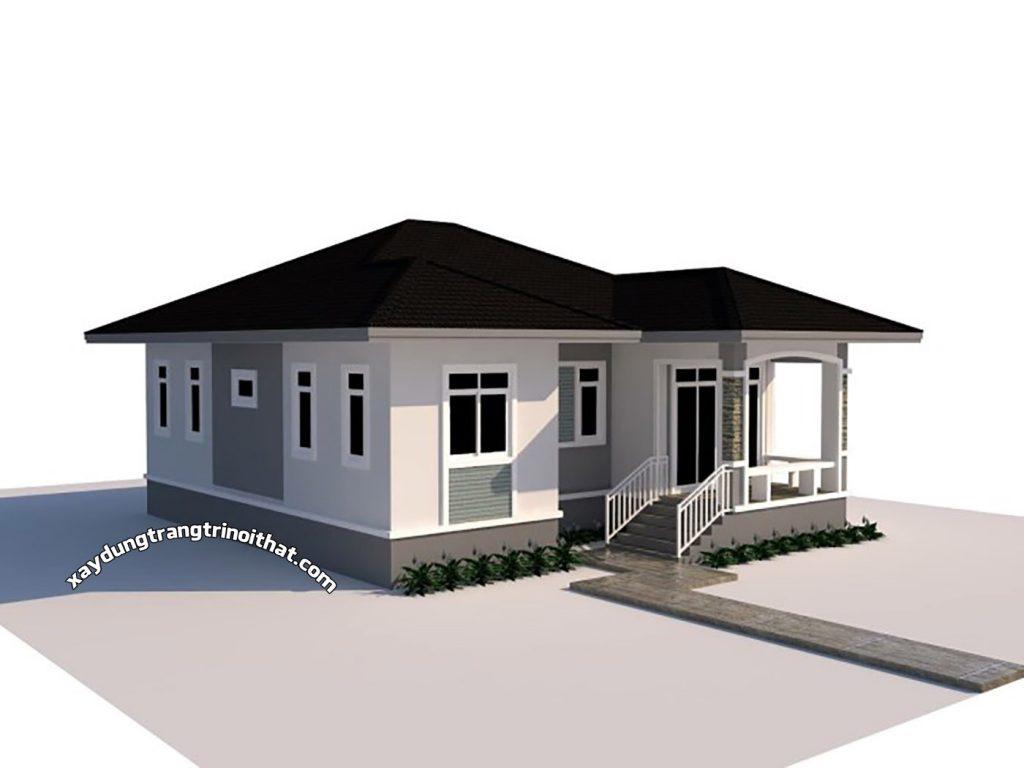 Mẫu Nhà Mái Thái