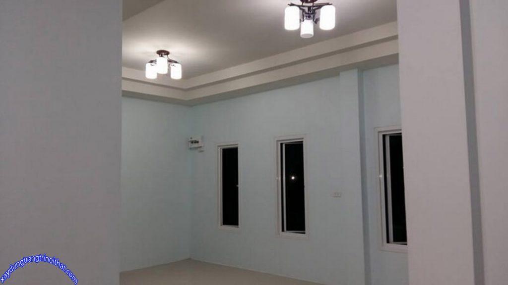 Mẫu Nhà Cấp 4 Mái Bằng Hiện Đại 3 Phòng Ngủ