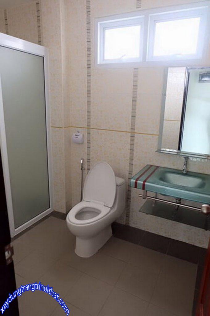 Nhìn Ngắm Mẫu Biệt Thự 2 Tầng 4 Phòng Ngủ 3 Phòng Tắm Hiện Đại