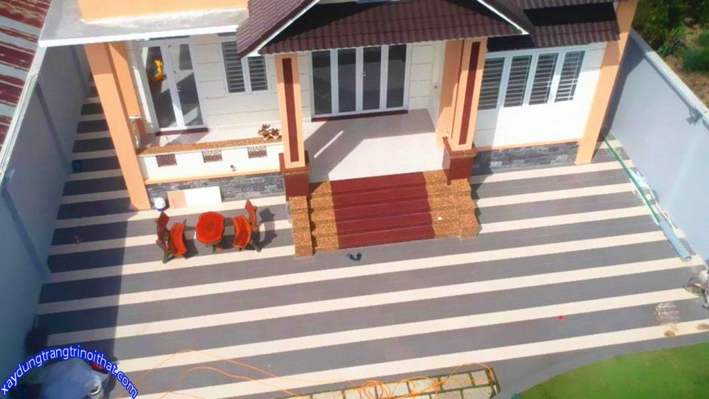 Mẫu Nhà Cấp 4 Mái Thái Đẹp Và Tiết Kiệm Chi Phí