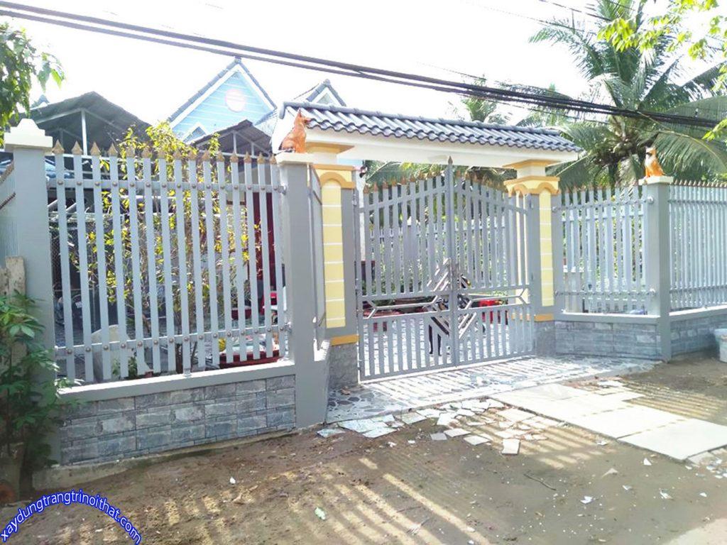 Mẫu Nhà Cấp  4 Mái Thái Được Ưa Chuộng Hiện Nay