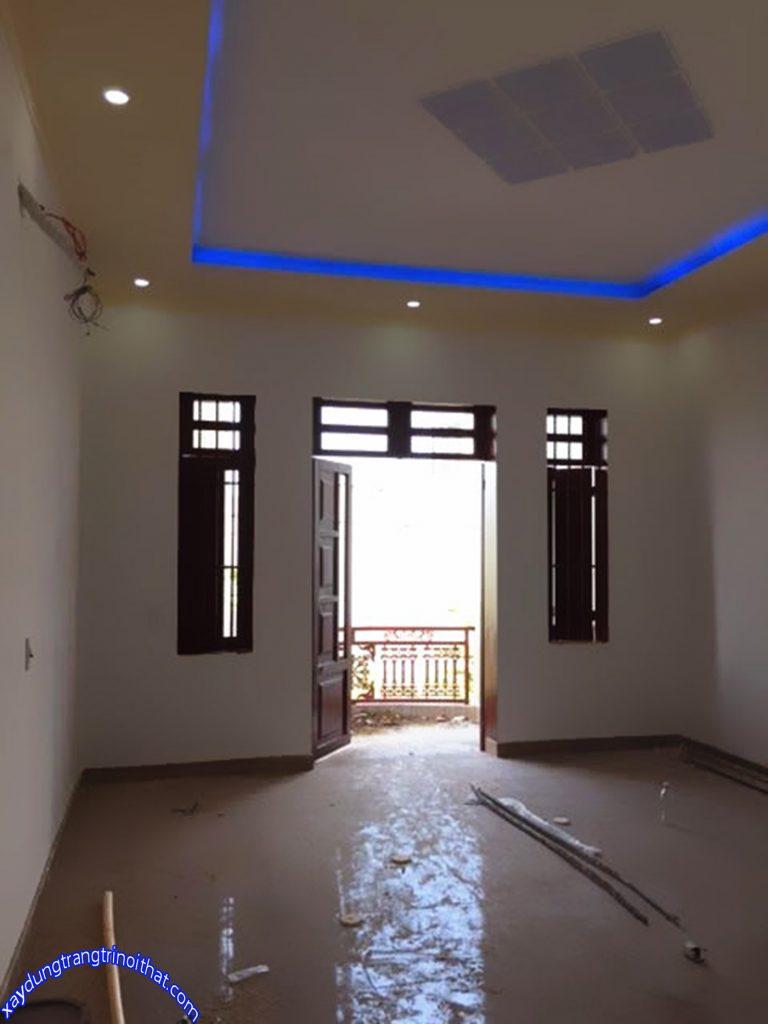 Mẫu Nhà Ống 3 Tầng Thiết Kế 4 Phòng Ngủ