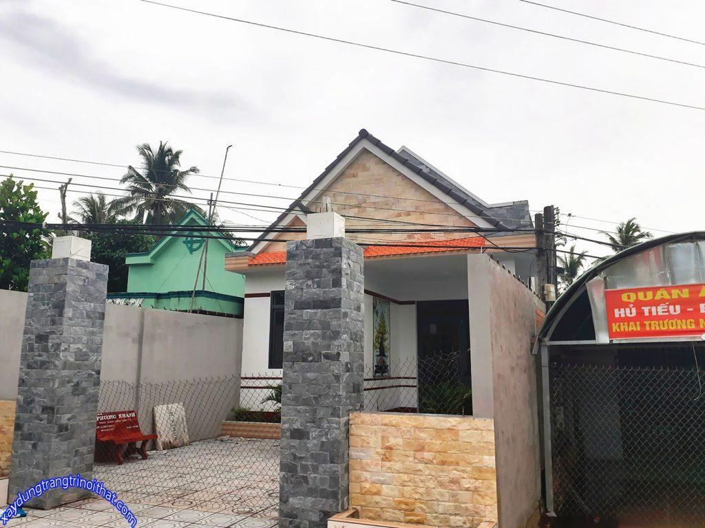 Mẫu Nhà Cấp 4 Mái Thái Đẹp Và Đơn Giản Ở Nông Thôn