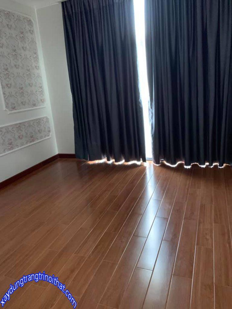 Mẫu Nhà Ống 3 Tầng Đẹp Hiện Đại Mái Thái