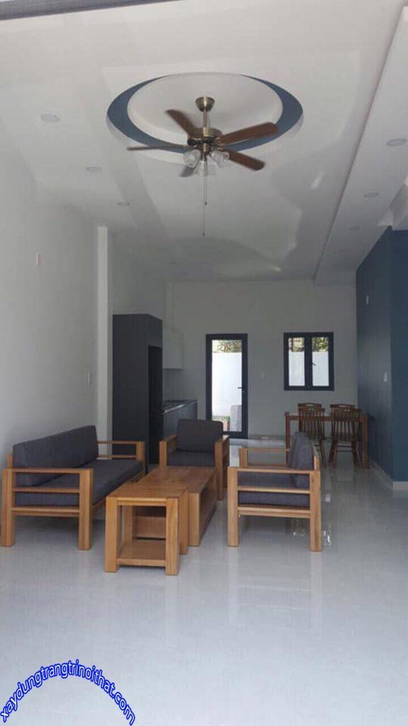 Mẫu Nhà Ống 2 Tầng Mái Thái Đẹp Ở Vùng Nông Thôn