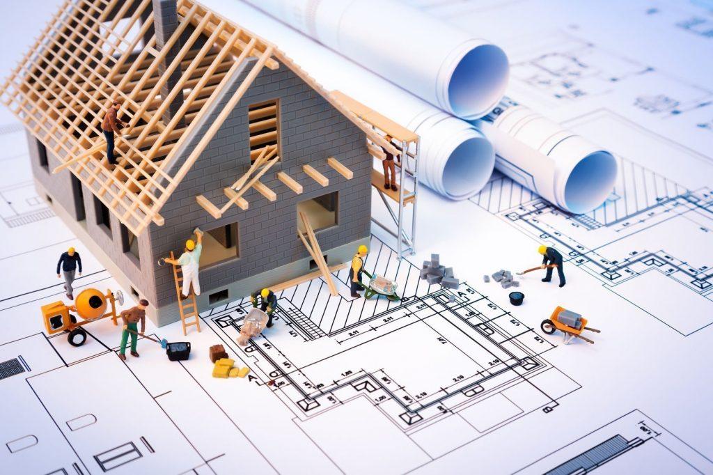 Công ty xây dựng nhà ở